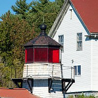 Located on the Kennebec River, President Grover Cleveland in 1895 commissioned  construction.