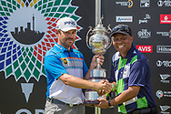 Louis Oosthuizen (RSA) winner of the SA Open, Randpark Golf Club, Johannesburg, Gauteng, South Africa. 8/12/18<br /> Picture: Golffile | Tyrone Winfield<br /> <br /> <br /> All photo usage must carry mandatory copyright credit (© Golffile | Tyrone Winfield)