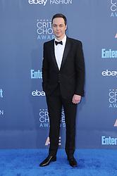 Jim Parsons  bei der Verleihung der 22. Critics' Choice Awards in Los Angeles / 111216