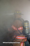 63818-02417 Firefighters at structure fire, Effingham Co., IL