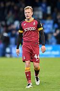 Bradford City  midfielder Josh Wright (44) during the EFL Sky Bet League 1 match between Gillingham and Bradford City at the MEMS Priestfield Stadium, Gillingham, England on 27 October 2018.