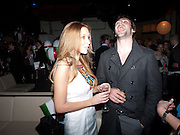 UNA HEALY, Walkers party to launch 15 new flavours of crisps. Orchid, Coventry St. Leicester Sq. London.  29 March 2010