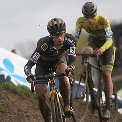 03-11-2019: Cycling: Superprestige Veldrijden: Ruddervoorde <br />Lars van der Haar