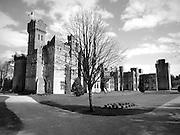 Ashford Castle, Cong, Mayo ñ b.1881 on earlier Norman site