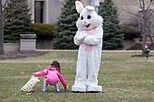 Loyola Easter party