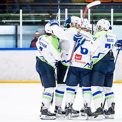 20170411: SLO, Ice Hockey - Friendly match, Slovenia vs Hungary