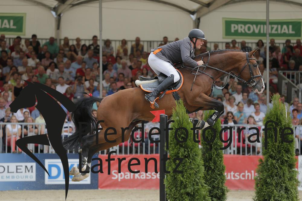 Wernke, Jan, Forry Deluxe<br /> Münster - Turnier der Sieger<br /> Grosser Preis<br /> © www.sportfotos-lafrentz.de/ Stefan Lafrentz