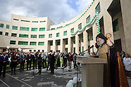 Opening of new hospital in Stepanakert Sep 2013