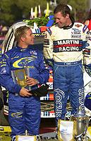 Motorsport<br /> Rally - WRC<br /> Foto: Dppi/Digitalsport<br /> NORWAY ONLY<br /> <br /> WRC 2001 - ACROPOLIS RALLY<br /> <br /> PETER SOLBERG (NOR) / SUBARU IMPREZA WRC<br /> COLIN McRAE (GB) / FORD FOCUS WRC