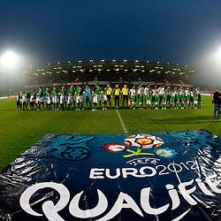 20110329: Football - EURO 2012 Qualifications match, Northern Ireland vs Slovenia, Belfast