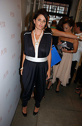 SADIE FROST at the Peta (People for the Ethical Treatment of Animals) Humanitarian Awards held at Stella McCartney, 30 Bruton Street, London W1 on 28th June 2006.<br /><br />NON EXCLUSIVE - WORLD RIGHTS