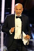 """Dankesrede von Heiner Lauterbach, Preisträger """"Ehrenpreis des Bayerischen Ministerpräsidenten"""". Verleihung 41. Bayerischer Filmpreis 2019 am 17.01.2020 im Prinzregententheater München."""