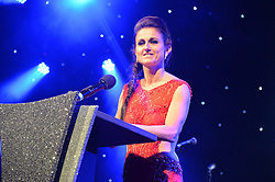 TRUDI BESWICK at The Butterfly Ball in aid of Caudwell Children held at the Grosvenor House, Park Lane, London on 25th June 2015