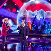 NLD/Baarn/20180410 - 2018 finale 'It Takes 2, Guus Meeuwis en Leo Alkemade