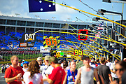 May 26, 2012: NASCAR Sprint Cup Coca Cola 600,fans , Jamey Price / Getty Images 2012 (NOT AVAILABLE FOR EDITORIAL OR COMMERCIAL USE