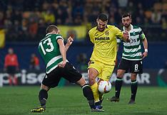 Villarreal v Sporting - 21 February 2019