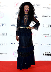 Beverley Knight attending the Nelson Mandela Global Gift Gala, at the Rosewood Hotel, London. Photo credit should read: Doug Peters/EMPICS Entertainment