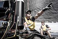 The Extreme Sailing Series 2016. Act 4. Hamburg. Germany. 28th July 2016.<br /> (Photo by Lloyd Images)