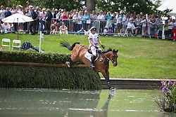 French Piggy (GBR) - DHI Topper W<br /> CIC2* Greenwich Park Eventing Invitational<br /> Olympic Test Event - London 2011<br /> © Dirk Caremans