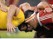 Wallabies/Lions Second Test, Melbourne LOST 16-15