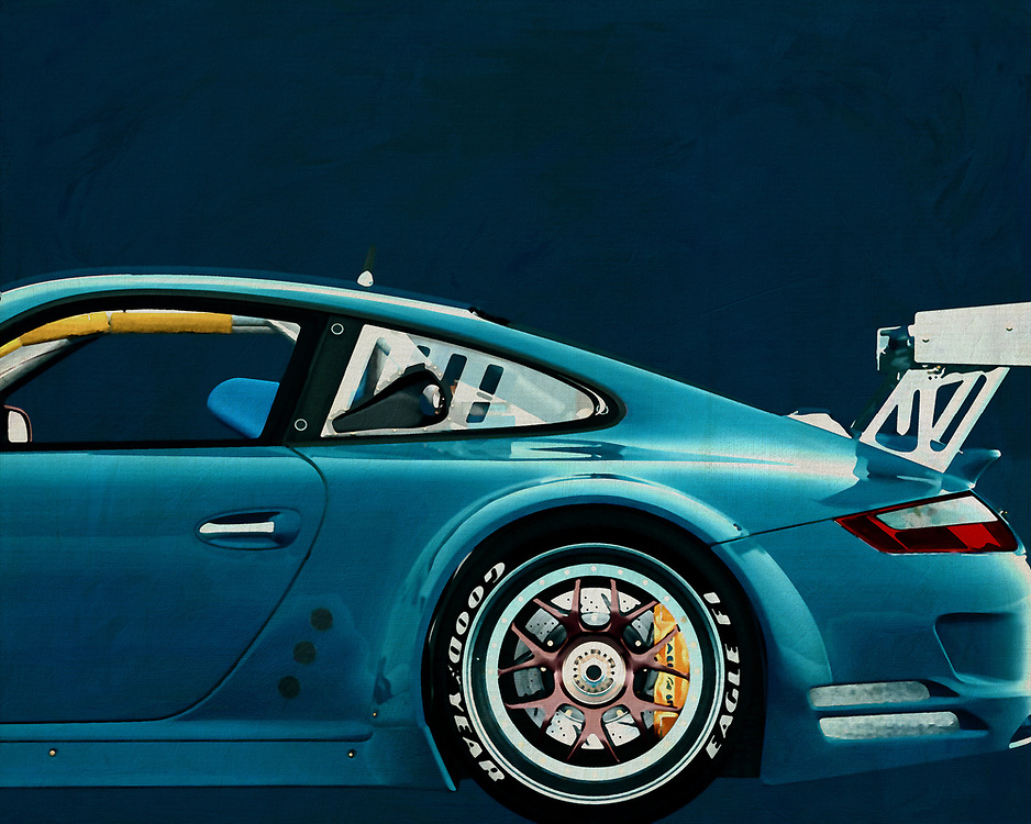 """The Porsche 911 GT3 is a sports coupé from the German automobile manufacturer Porsche. The car was introduced in 1999. There is another sportier Porsche situated above the 911 GT3, namely the Porsche GT3 RS, """"RS"""" stands for """"Renn Sport"""". <br /> The model shown here is the racing version from 2008 –<br /> <br /> <br /> BUY THIS PRINT AT<br /> <br /> FINE ART AMERICA<br /> ENGLISH<br /> https://janke.pixels.com/featured/1-porsche-gt3-rs-cup-2008-jan-keteleer.html<br /> <br /> WADM / OH MY PRINTS<br /> DUTCH / FRENCH / GERMAN<br /> https://www.werkaandemuur.nl/nl/shopwerk/Porsche-GT3-RS-Cup-2008/545152/134"""