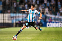 AVELLANEDA, BUENOS AIRES, ARGENTINA - 2017 NOVEMBER 01.  Racing Club (15) Augusto Jorge Solari during the Copa Sudamericana quarter-finals 2nd leg match between Racing Club de Avellaneda and Club Libertad at Estadio Juan Domingo Perón,  <br /> ( Photo by Sebastian Frej )