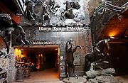 Horse Tunnel market Camden Lock, London