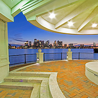 East Boston Piers Park photo of Boston is available as museum quality photography prints, canvas prints, acrylic prints or metal prints. Prints may be framed and matted to the individual liking and decorating needs:<br />