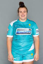 Carys Phillips of Worcester Warriors Women - Mandatory by-line: Robbie Stephenson/JMP - 27/10/2020 - RUGBY - Sixways Stadium - Worcester, England - Worcester Warriors Women Headshots