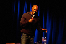 Dave Chappelle performs at The Independent - San Francisco, CA - 1/18/12