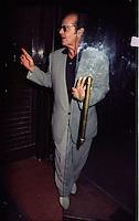 Jack Nicholson Tramps London