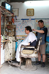 chinese barbershop