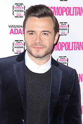 © Licensed to London News Pictures. 05/12/2013, UK. Shane Filan, Cosmopolitan Ultimate Women of the Year Awards 2013, V&A, Cromwell Road, London UK, 05 December 2013e. Photo credit : Brett D. Cove/Piqtured/LNP