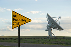 Array area in New Mexico
