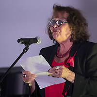 Claudia Cardinale in Budapest 2018