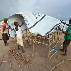 Displaced in Juba
