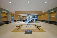 Commercial Interior Lobby 6518 Meadowridge Rd.