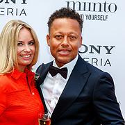 NLD/Amsterdam/201807 - Leading Ladies Awards 2018, Sam de Wit en ...........