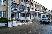 Devastated Schools of NK