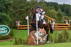 COOK Kristina (GBR), Billy the Red<br /> Tryon - FEI World Equestrian Games™ 2018<br /> Vielseitigkeit Teilprüfung Gelände/Cross-Country Team- und Einzelwertung<br /> 15. September 2018<br /> © www.sportfotos-lafrentz.de/Sharon Vandeput
