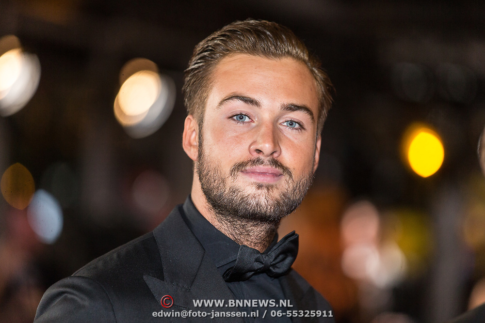 NLD/Amsterdam/20171012 - Televizier-Ring Gala 2017, Dave Roelvink