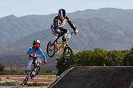 #927 (FOX Nicholas) NZL at the 2013 UCI BMX Supercross World Cup in Chula Vista