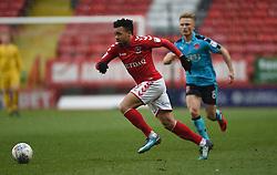 Charlton Athletic's Nicky Ajose