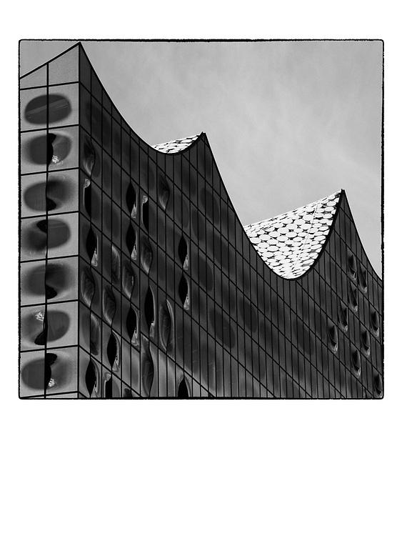 Elbphilharmonie - The Noir Series