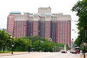 Hilton Hotel. Chicago Illinois USA