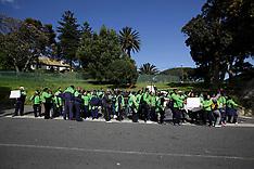 Cape Town - Table Mountain Strike - 28 Sep 2016