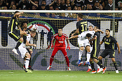 September 1, 2018 - Parma, Italy - Juventus goalkeeper Wojciech Szczesny (1) during the Serie A football match n.3 PARMA - JUVENTUS on 01/09/2018 at the Ennio Tardini in Parma, Italy. (Credit Image: © Matteo Bottanelli/NurPhoto/ZUMA Press)