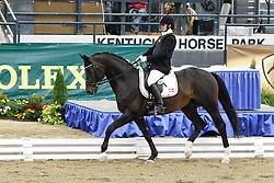 Dalskov Annika Lykke (DEN) - Preussen Wind<br /> Alltech FEI World Equestrian Games <br /> Lexington - Kentucky 2010<br /> © Hippo Foto - Leanjo de Koster