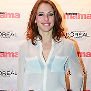 NLD/Amsterdam/20130408 - Uitreiking Mama of the Year award 2013, Mieke Hurts