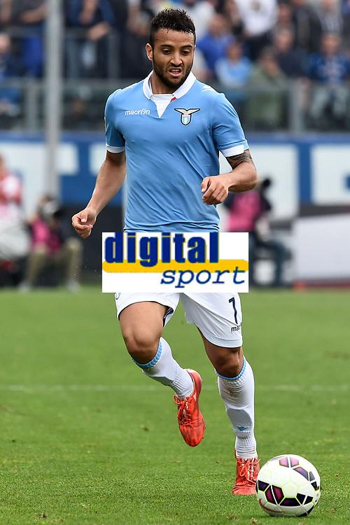 Felipe Anderson Lazio <br /> Bergamo 03-05-2015 Stadio Atleti Azzurri d'Italia - Football Calcio Serie A Atalanta - Lazio. Foto Matteo Gribaudii / Image Sport / Insidefoto